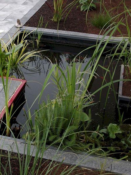 Wasserbecken für Gärten